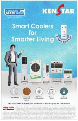 Kenstar Coolers Advertisement
