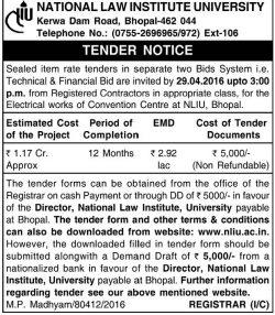 National Law Institute University Advertisement