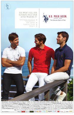 US Polo Assn Advertisement