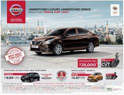 nissan-sunny-car-half-page-ad-delhi-times-10-6-2017
