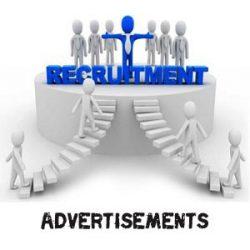 Recruitment Advertisements