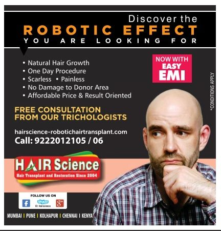 Hair Science Hair Transplant - Discover the Robotic Effect you are looking for Ad