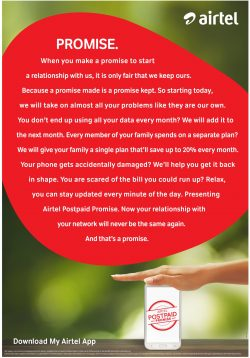 my-airtel-app-ad-times-of-india-bangalore-12-07-2017