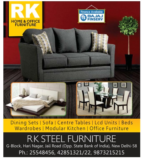 Furniture Store Ads: R K Home And Office Furniture Ad