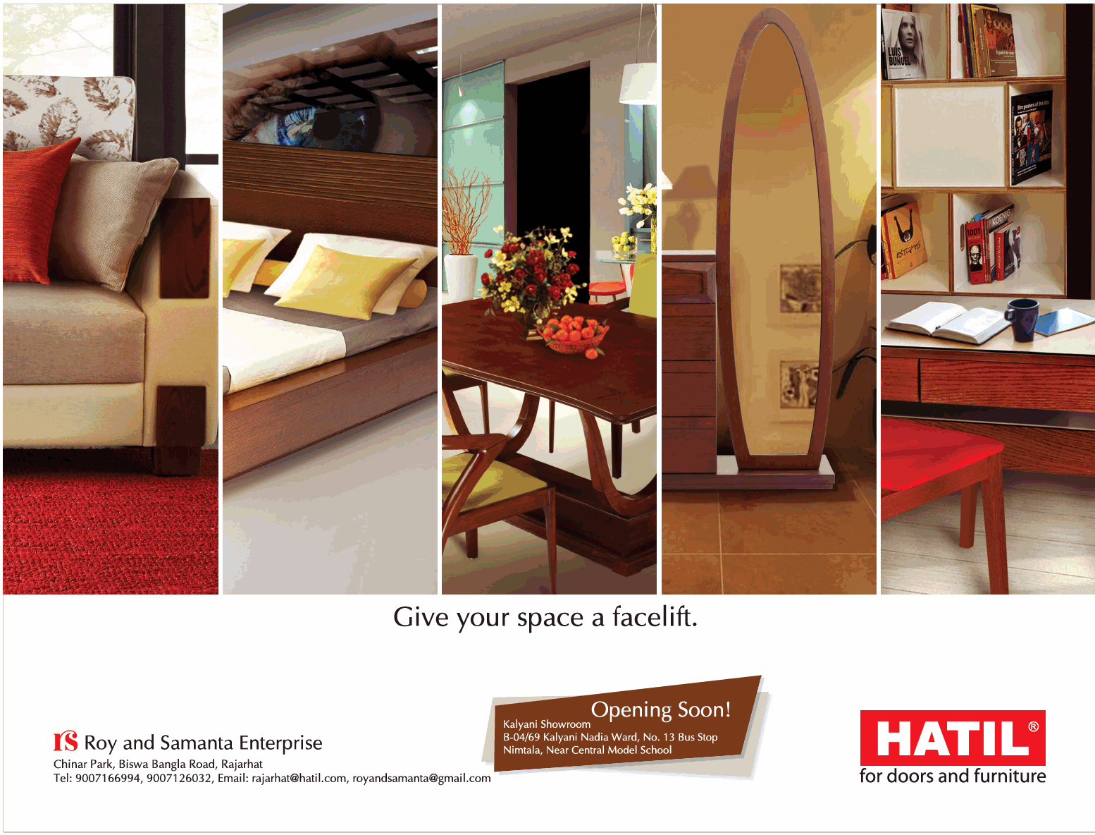 Hatil For Doors And Furniture Opening Soon Ad Advert Gallery