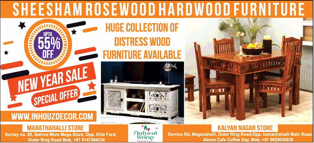 Sheesham Rosewood Hardwood Furniture Upto 55 Off New Year Sale Ad Advert Gallery