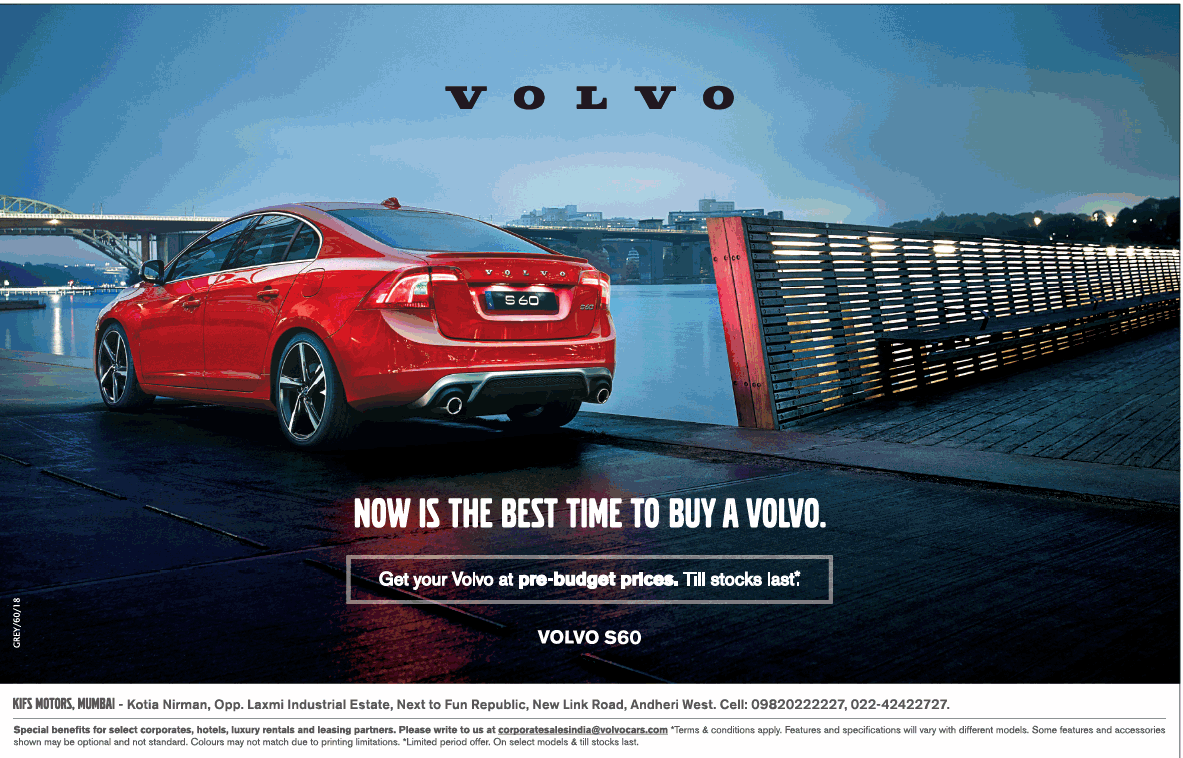 volvo car now is the best time to buy a volvo volvo s60 ad advert gallery. Black Bedroom Furniture Sets. Home Design Ideas