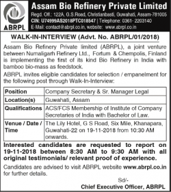 assam-bio-refinery-private-limited-walk-in-interview-ad-times-of-india-chandigarh-09-11-2018.png