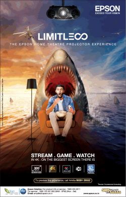 epson-limit-leo-home-theatre-projector-experience-ad-times-of-india-mumbai-22-11-2018.png