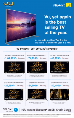 flipkart-vu-tv-best-selling-tv-of-the-year-ad-times-of-india-delhi-28-11-2018.png