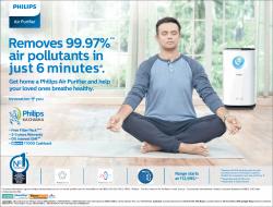philips-air-purifier-removes-99.97%-air-pollutants-ad-times-of-india-bangalore-10-11-2018.png