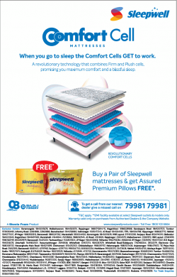 sleepwell-comfort-cell-premium-pillows-free-ad-times-of-india-bangalore-23-11-2018.png