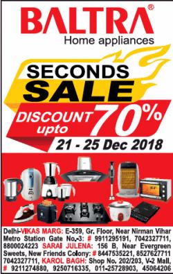 baltra-home-appliances-seconds-sale-discount-upto-70%-ad-delhi-times-21-12-2018.png
