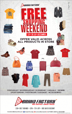 brand-factory-free-shopping-weekend-offer-valid-across-ad-times-of-india-mumbai-13-12-2018.png