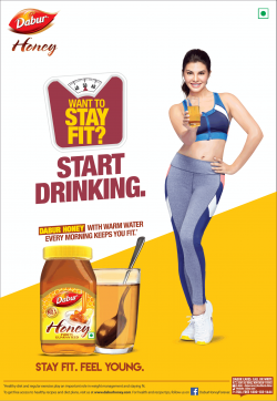 dabur-honey-want-to-stay-fit-start-drinking-ad-bombay-times-27-12-2018.png