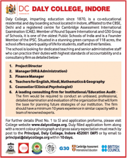 daly-college-indore-requires-project-director-ad-times-ascent-delhi-05-12-2018.png