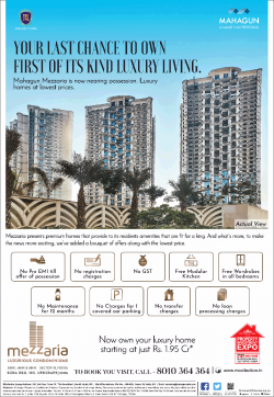mahagun-your-last-chance-to-own-first-of-its-kind-luxury-living-ad-delhi-times-09-12-2018.png