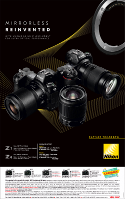 nikon-cameras-mirrorless-reinvented-capture-tomorrow-ad-times-of-india-delhi-01-12-2018.png
