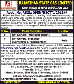 rajasthan-state-gas-limited-requires-dy-general-manager-ad-times-ascent-delhi-05-12-2018.png