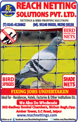 reach-netting-solutions-pvt-ltd-fixing-jobs-undertaken-ad-jaipur-times-05-12-2018.png