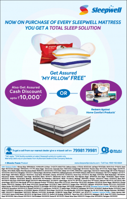 sleepwell-get-assured-my-pillow-free-ad-delhi-times-14-12-2018.png