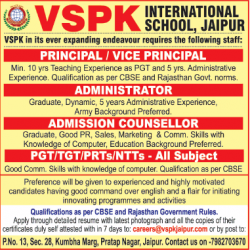 vspk-international-school-jaipur-requires-principal-vice-principal-ad-times-of-india-jaipur-05-12-2018.png