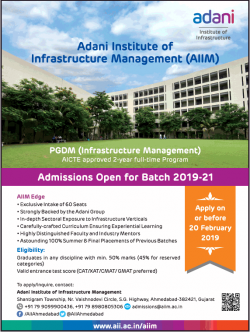 adani-institute-of-infrastructure-management-admissions-open-for-batch-2019-21-ad-ahmedabad-times-22-01-2019.png