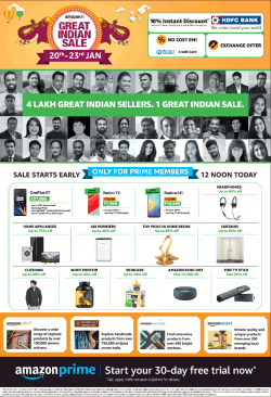 amazon-in-great-india-sale-4-lakh-great-indian-sellers-ad-times-of-india-hyderabad-19-01-2019.png