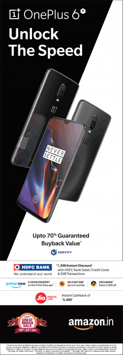 amazon-in-oneplus-6-unlock-the-speed-ad-times-of-india-delhi-23-01-2019.png