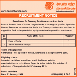bank-of-baroda-recruitment-notice-head-equity-ad-times-ascent-bangalore-09-01-2019.png