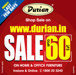 durian-furniture-shop-sale-on-www-durian-in-sale-upto-60%-off-ad-times-of-india-mumbai-17-01-2019.png