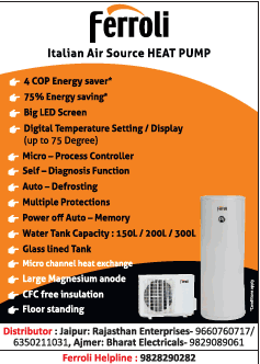 ferroli-italian-air-sorce-heat-pump-ad-times-of-india-jaipur-24-01-2019.png