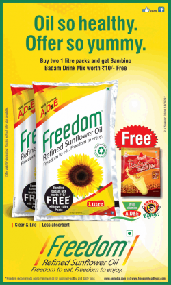 freedom-refined-sunflower-oil-free-badam-drink-ad-times-of-india-bangalore-05-01-2019.png