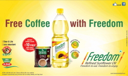 freedom-refined-sunflower-oil-free-coffee-with-freedom-ad-times-of-india-bangalore-12-01-2019.png