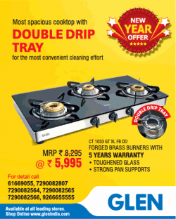 glen-new-year-offer-double-drip-tray-mrp-rs-5995-ad-times-of-india-mumbai-01-01-2019.png