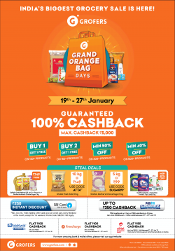 grofers-grand-orange-bag-days-guaranteed-100%-cashback-ad-bombay-times-20-01-2019.png