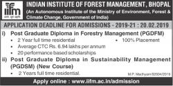 indian-institute-of-forest-management-bhopal-admissions-ad-times-of-india-delhi-20-01-2019.png