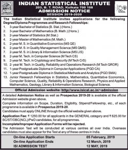 indian-statistical-institute-admission-notice-ad-times-of-india-chennai-20-01-2019.png