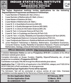 indian-statistical-institute-admission-notice-ad-times-of-india-delhi-20-01-2019.png