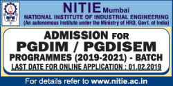 national-institute-of-industrial-engineering-admission-ad-times-of-india-delhi-20-01-2019.png