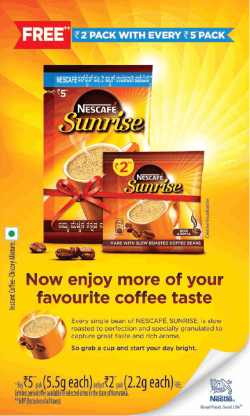 nescafe-sunrise-free-2-pack-with-every-rs-5-pack-ad-times-of-india-bangalore-29-12-2018.png