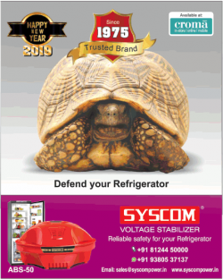 syscom-voltage-stabilizer-defend-your-refrigerator-ad-times-of-india-chennai-30-12-2018.png