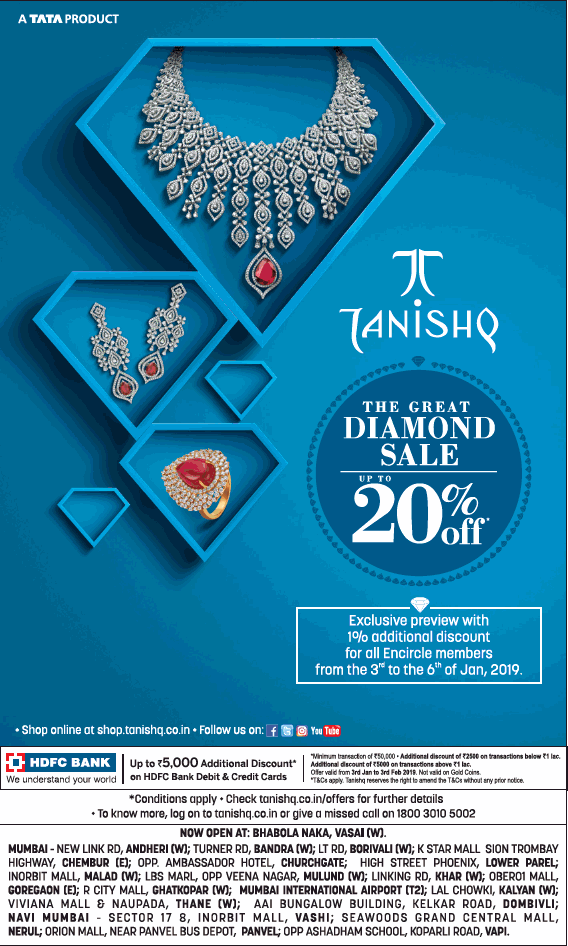 tanishq-the-great-diamond-sale-upto-20%-off-ad-times-of-india-mumbai-05-01-2019.png