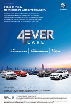 volkswagen-4ever-care-4-year-standard-warranty-ad-times-of-india-mumbai-08-01-2019.png