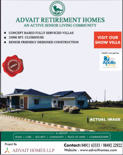 advait-homes-llp-retirement-homes-ad-times-of-india-hyderabad-15-02-2019.png