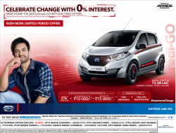 datsun-redi-go-celebrate-chnage-with-05-ineterest-ad-bombay-times-10-02-2019.png