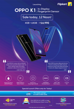 flipkart-oppo-k1-mobile-sale-today-12-noon-ad-times-of-india-mumbai-12-02-2019.png