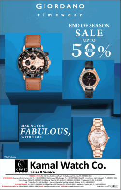 kamal-watch-co-giordano-timewear-end-of-season-sale-upto-50%-off-ad-hyderabad-times-14-02-2019.png