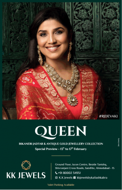 kk-jewels-queen-gold-jewellery-collection-ad-ahmedabad-times-14-02-2019.png