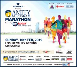 reforce-presents-amity-gurugram-marathon-ad-times-of-india-delhi-30-01-2019.png